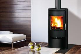poele bois po les label flamme verte compatibles bbc fonte flamme 21 30. Black Bedroom Furniture Sets. Home Design Ideas