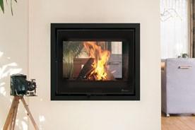 inserts acier prostyle tunnel 700 ea double face fonte flamme. Black Bedroom Furniture Sets. Home Design Ideas