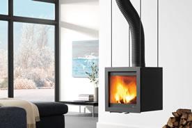 poele bois po les label flamme verte compatibles bbc fonte flamme 31 40. Black Bedroom Furniture Sets. Home Design Ideas