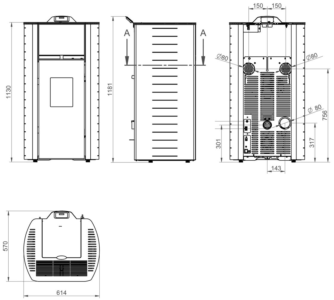 Tumi 12 - compatible BBC